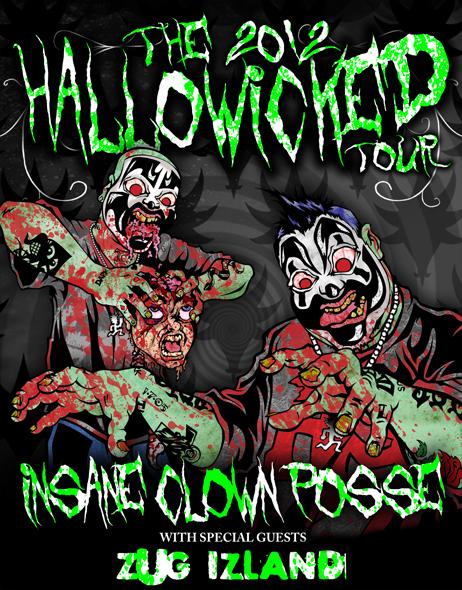 "ICP's ""Hallowicked 2012"" Tour - Columbus, OH"