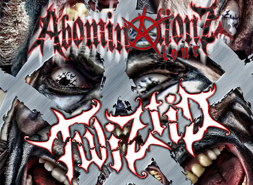 "Twiztid ""AbominationZ"" VIP Packages now available ..."