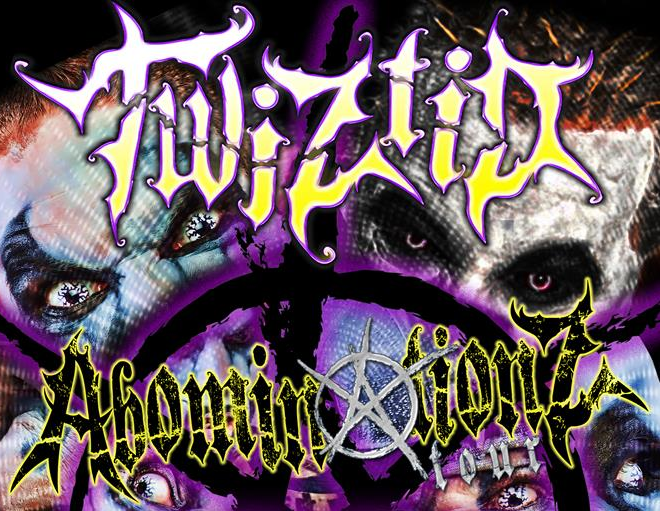 Twiztid Makeup Abominationz | www.imgkid.com - The Image ...