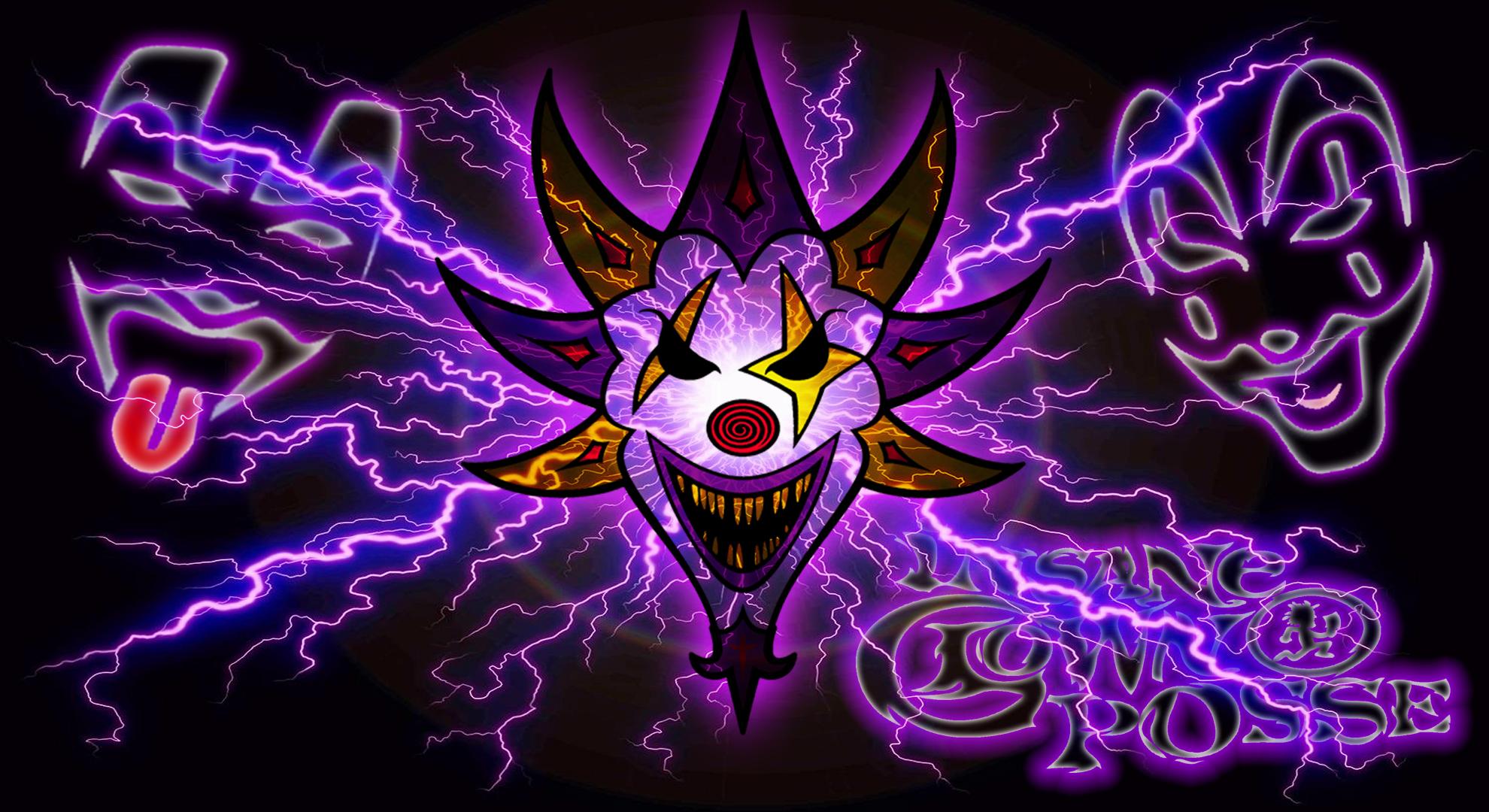 ICP Mighty Death Pop Lightning | Faygoluvers