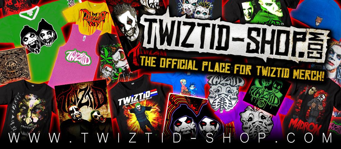 Twiztid shop
