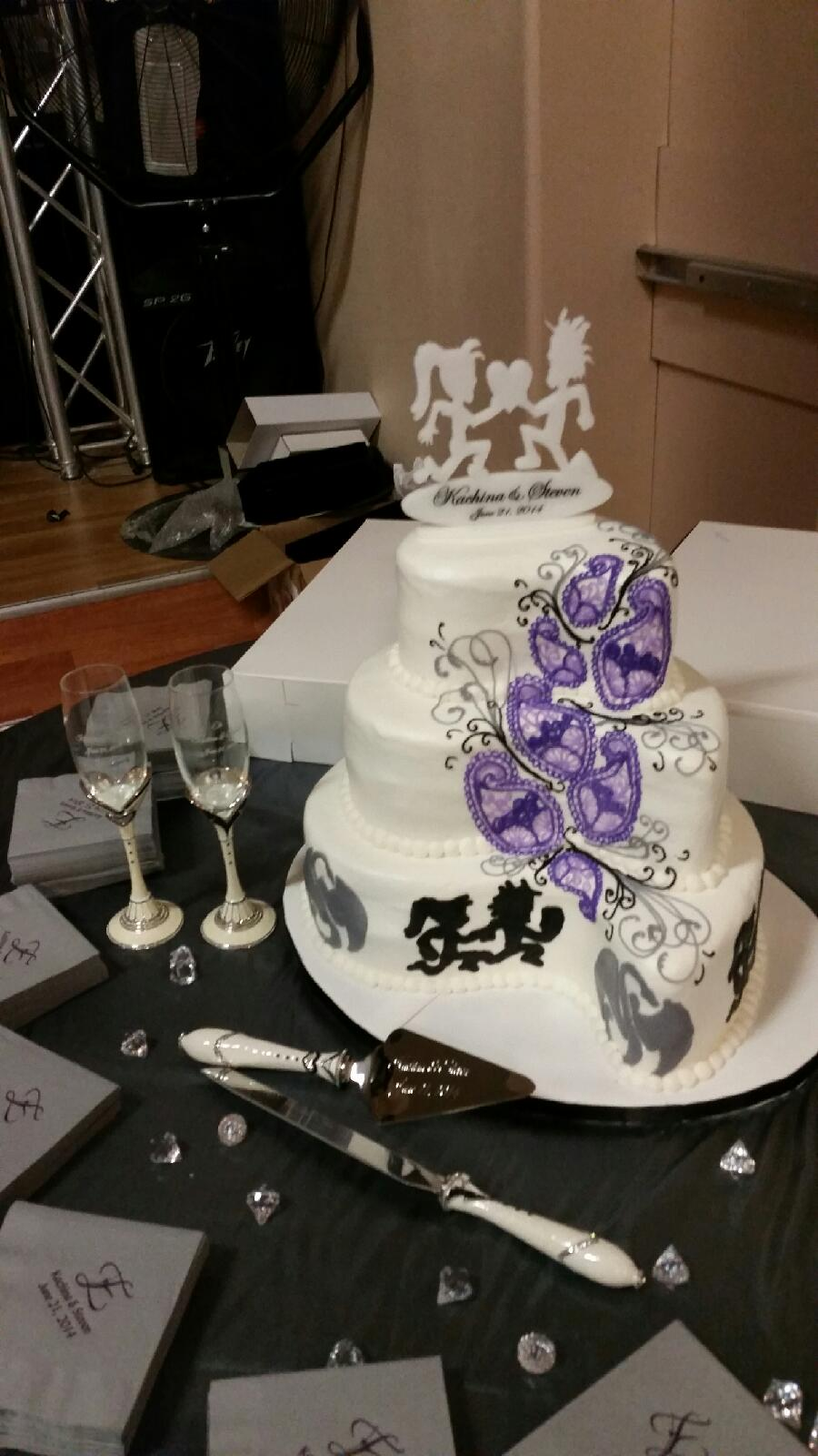 juggalo wedding cake 5000 Simple Wedding Cakes