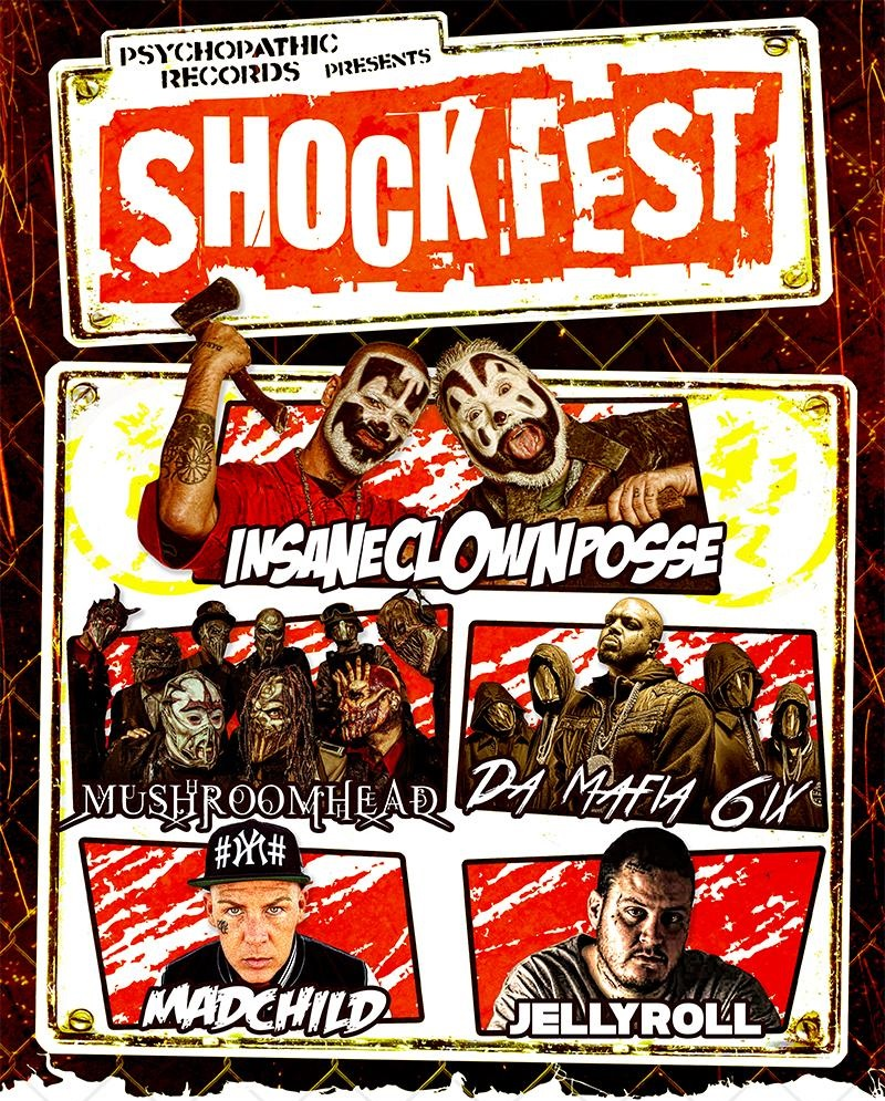 Vip packages now available for icps shockfest tour and vip packages now available for icps shockfest tour and hallowicked more dates added kristyandbryce Images