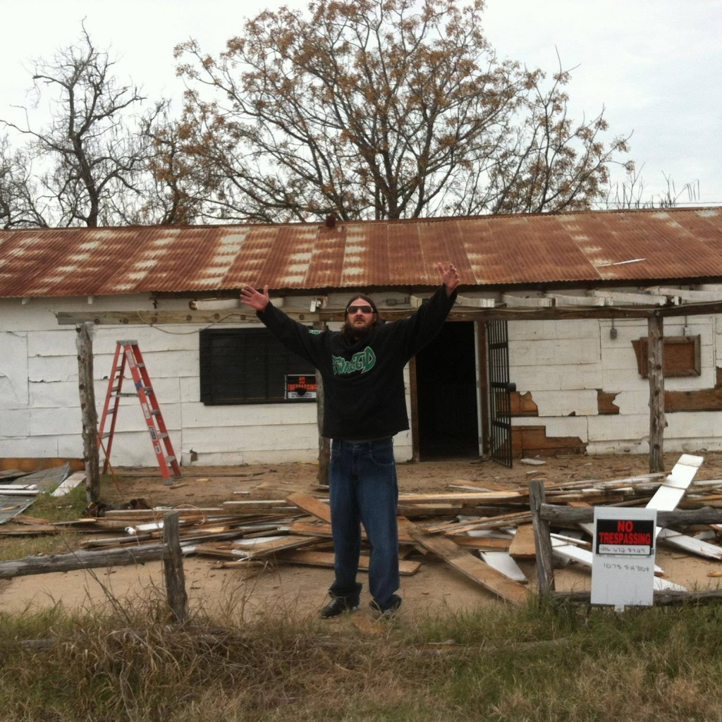 juggalo roy rose purchases iconic texas chainsaw massacre