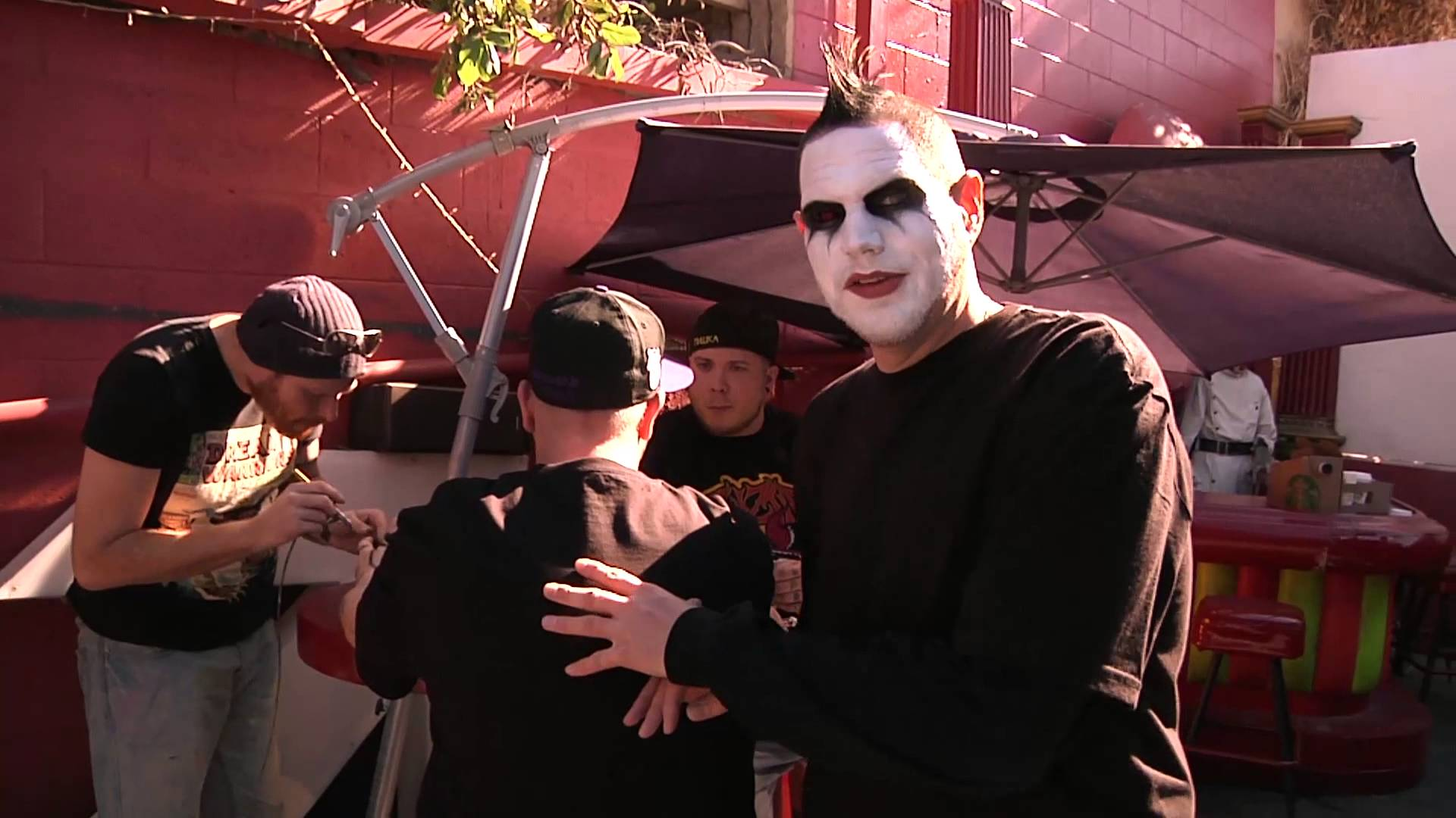 Twiztid announce fifth annual Christmas show Twiztmas