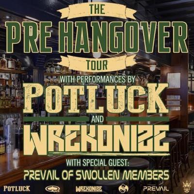 Potluck Tour Dates