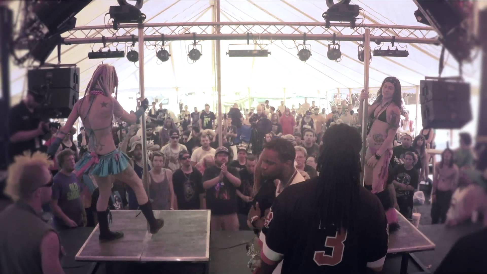 last year u2019s juggalo psypher contest winners performing on