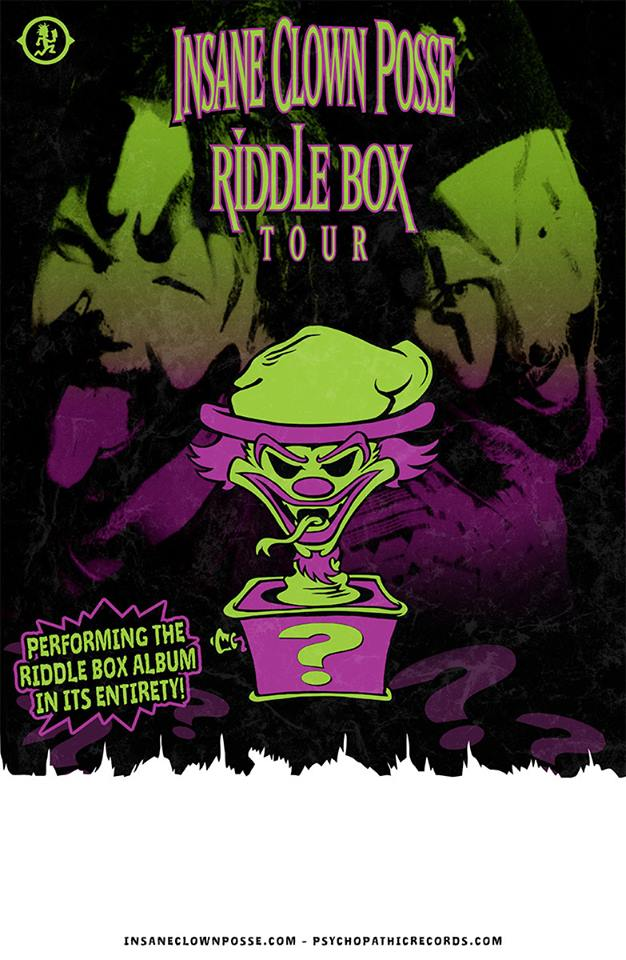 Riddle Box Tour