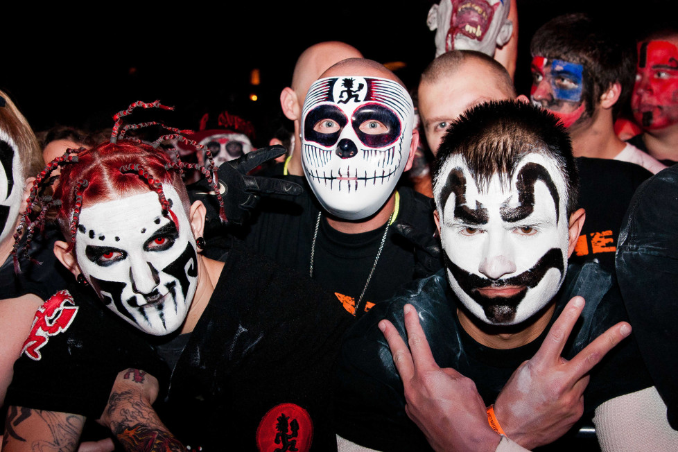 Are the Juggalos a gang or a supportive fraternity ...