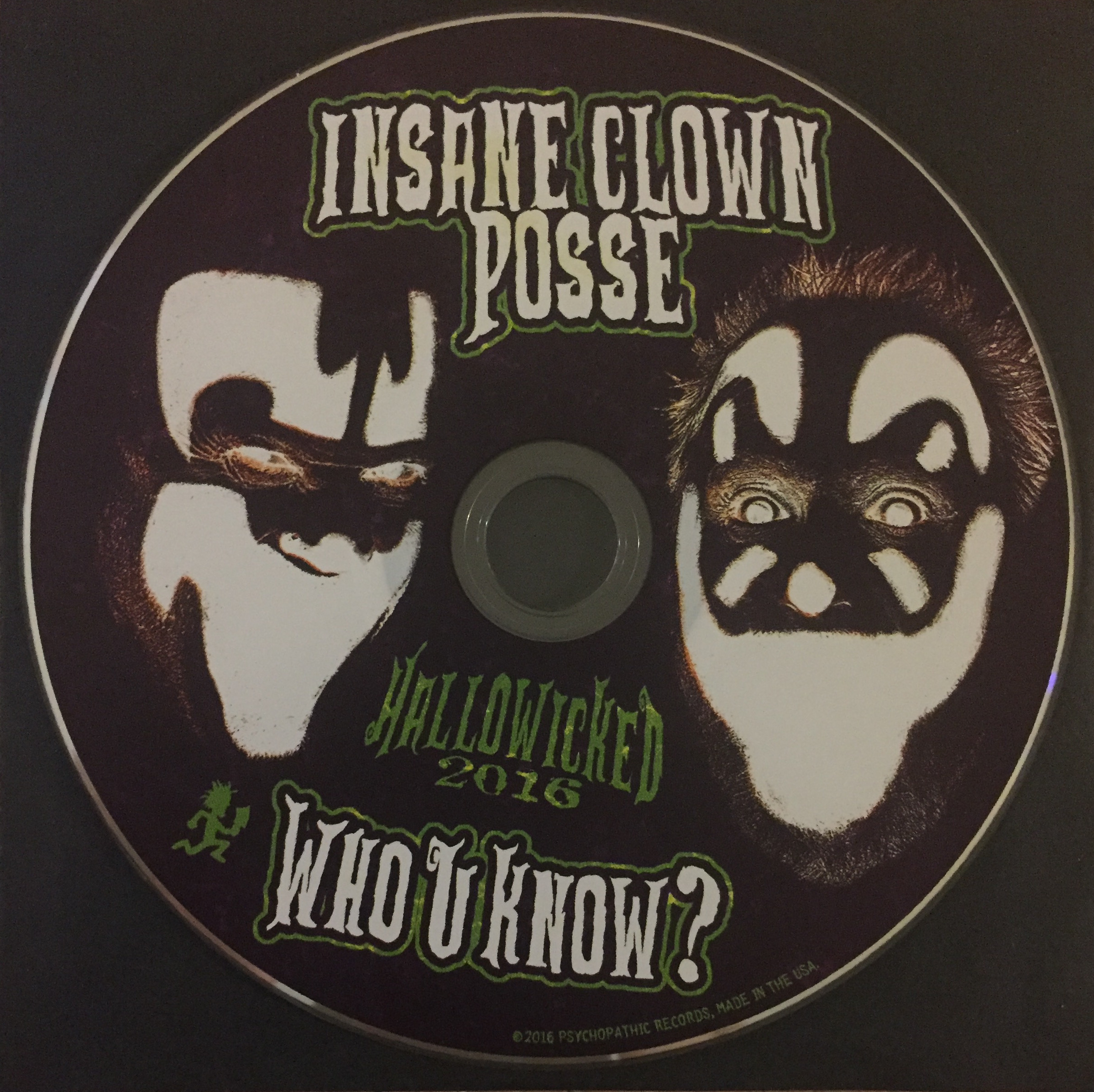 "Icp Albums And Songs List Classy icp's 2016 hallowicked single: ""who u know?"" [download here"