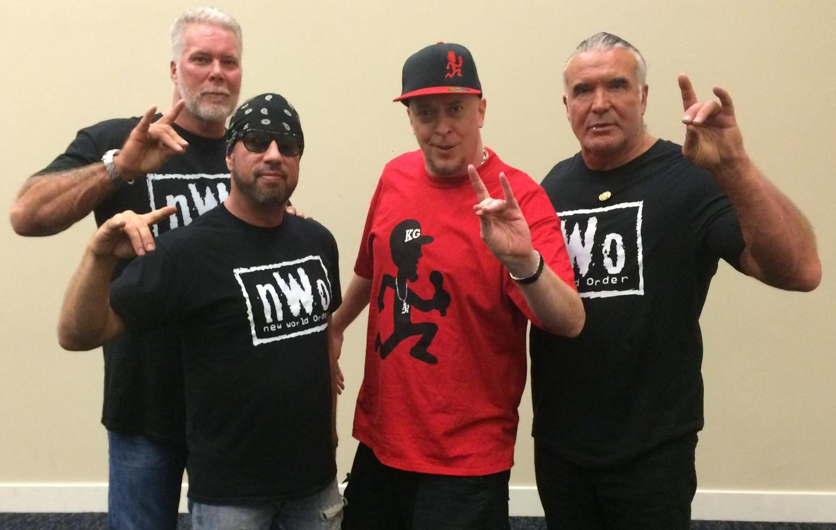 "Sean Waltman Says Way WWE Is Handling 205 Live Is ""So Not Cool ..."