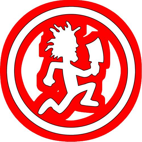 gathering og the juggalos hatchetman logo faygoluvers