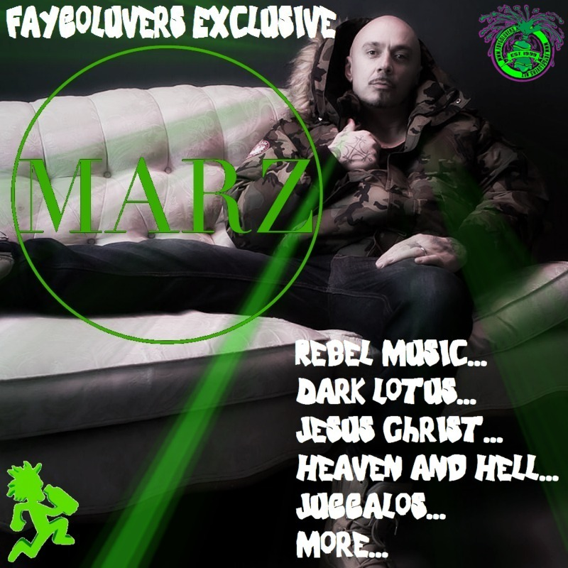 Exclusive Interviews Pictures More: Faygoluvers' Exclusive Interview With Marz Is HERE