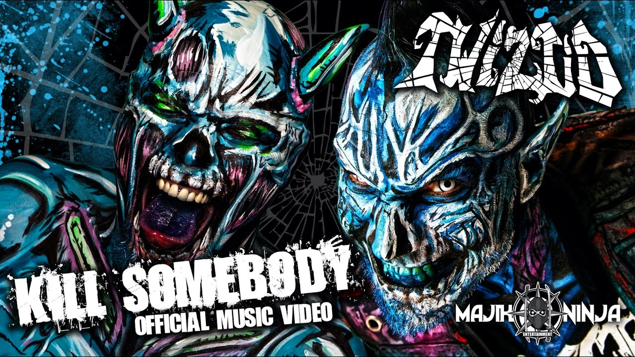 twiztid releases kill somebody music video faygoluvers