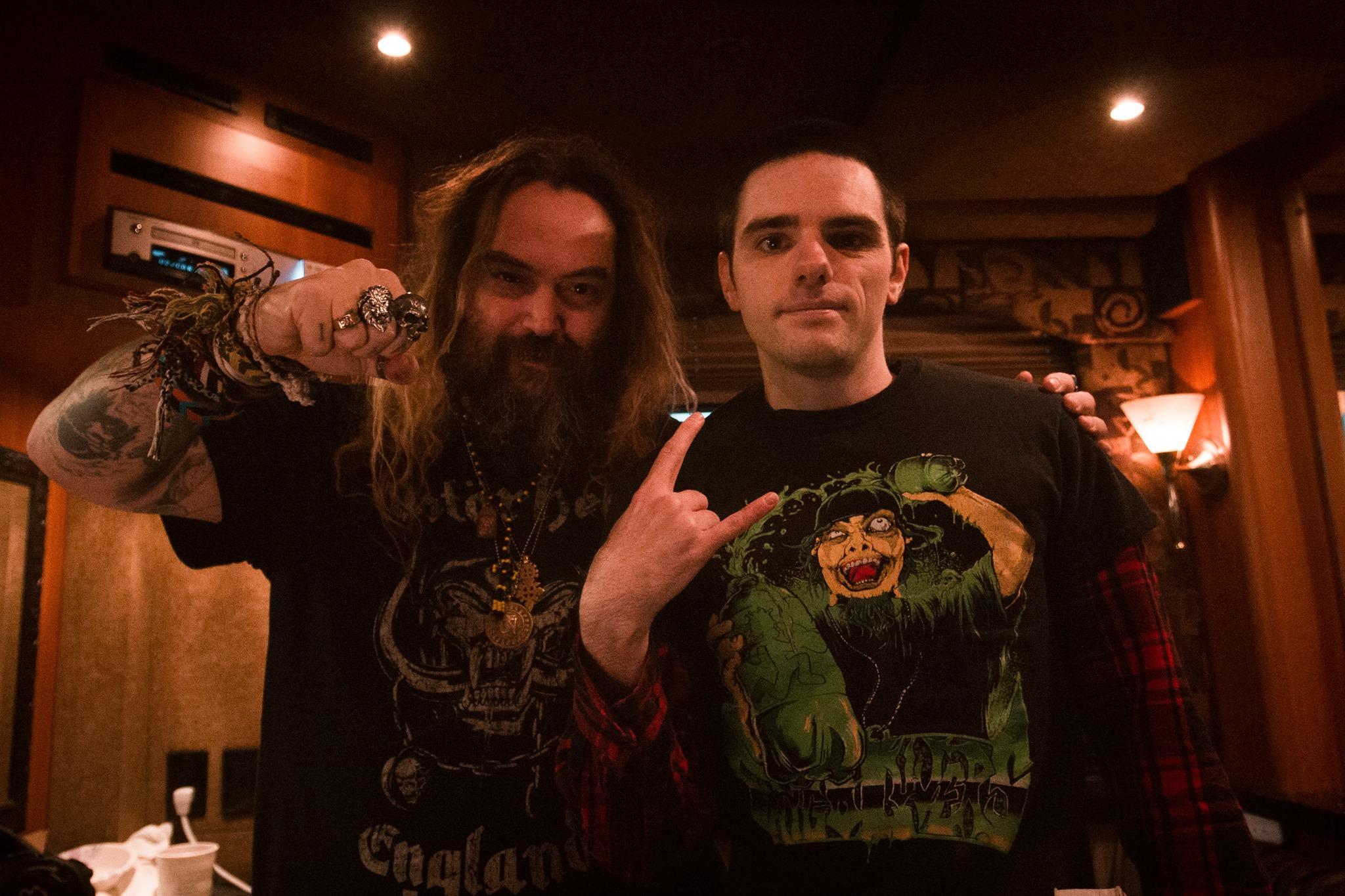 21d2ec85c1 Max and Iggor Cavalera (Sepultura Soulfly Cavalera Conspiracy) Return to  Roots interview