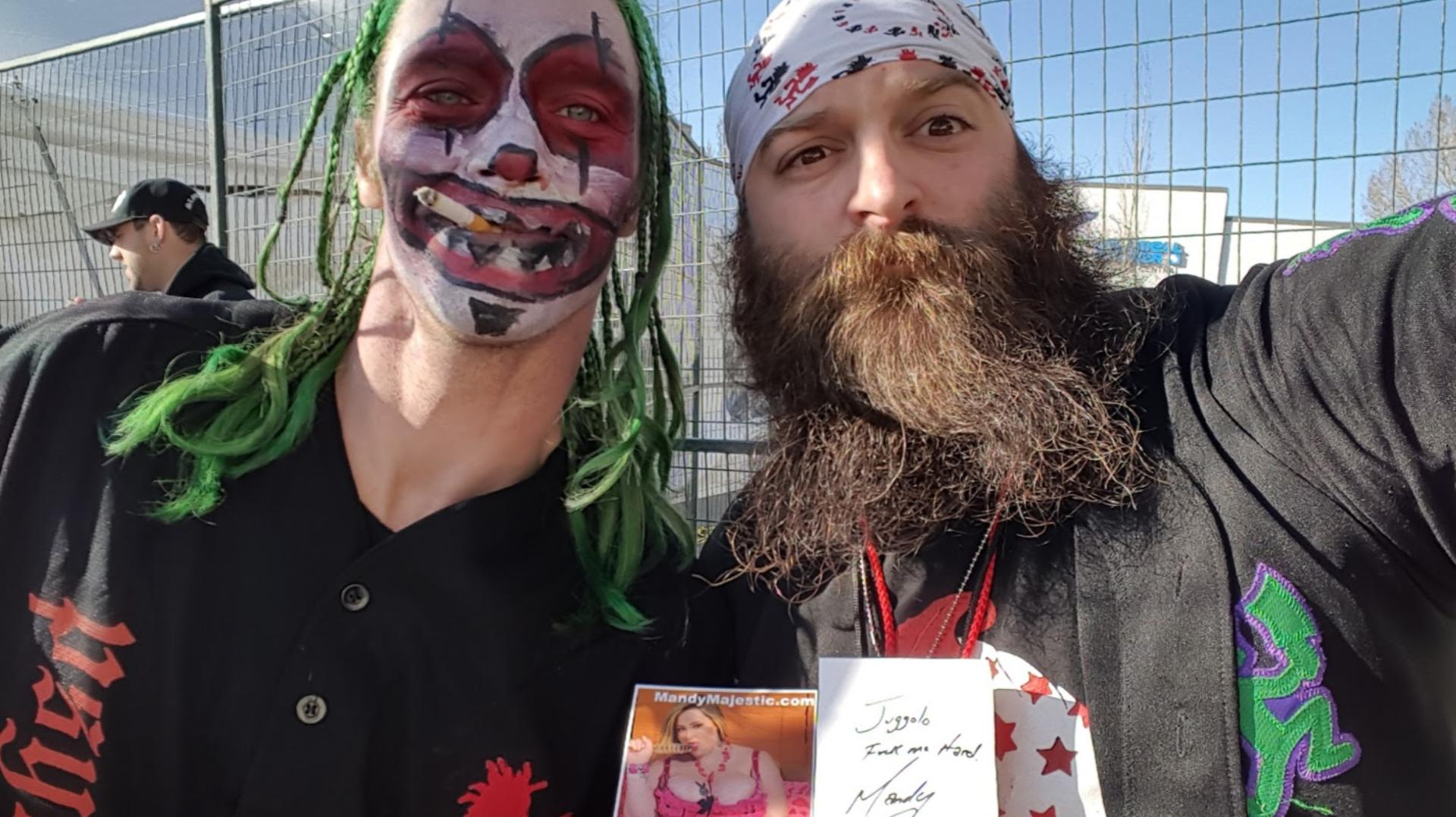 gathering of the juggalos - DriverLayer Search Engine