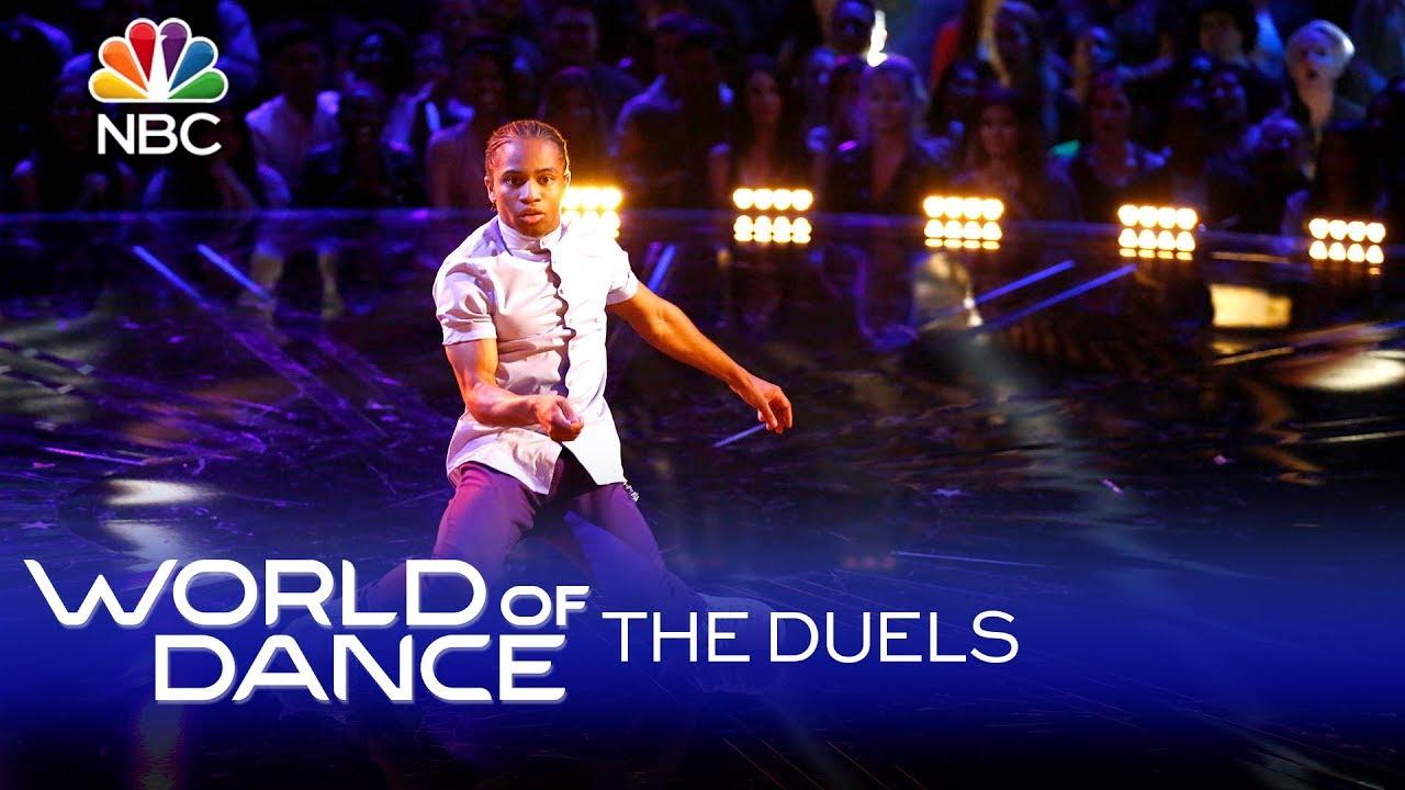 "World Of Dance Font: Fik-Shun Performs To Tech N9ne's ""Fragile"" On World Of"