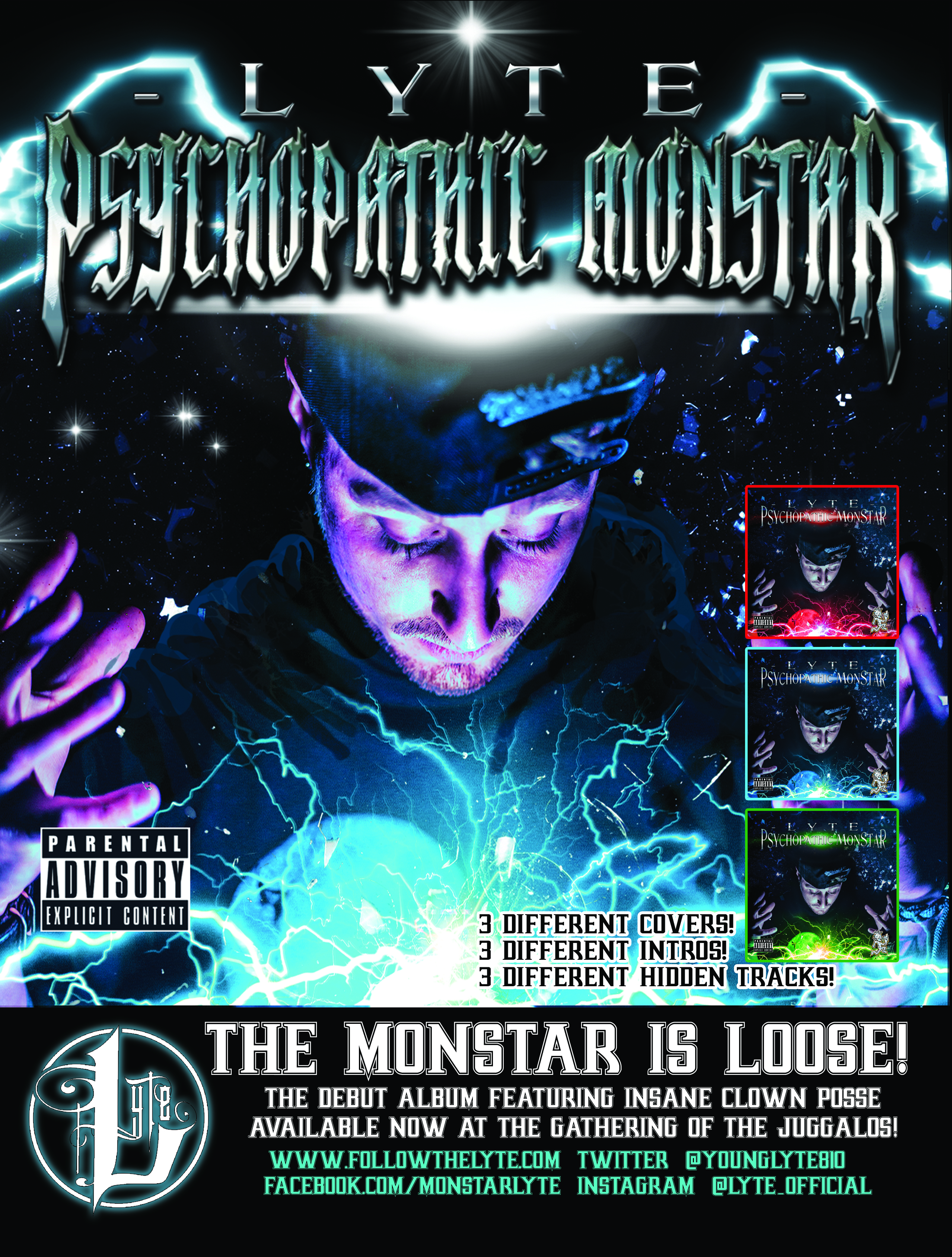 Icp Albums And Songs List Top lyte releases debut single from psychopathic monstar lp | faygoluvers