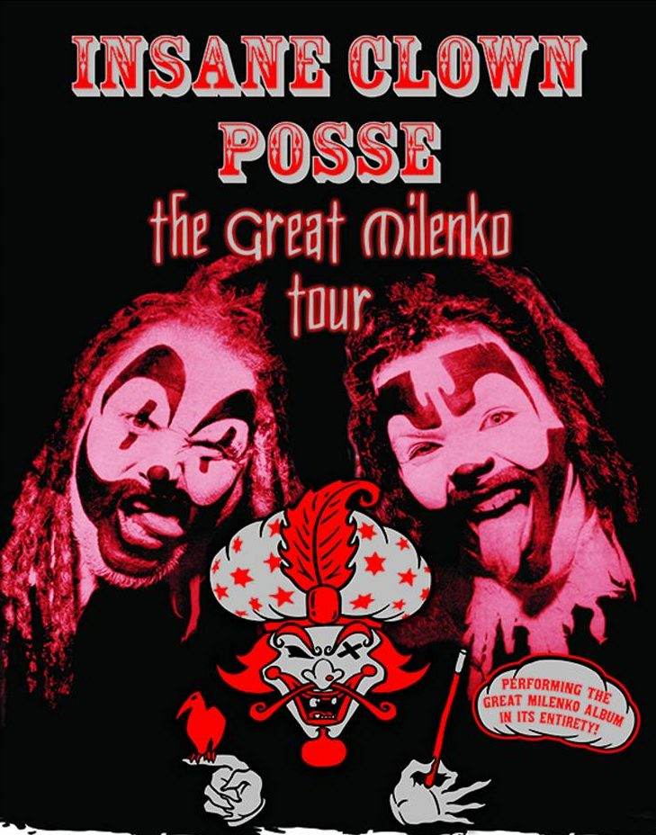 Icp tour dates