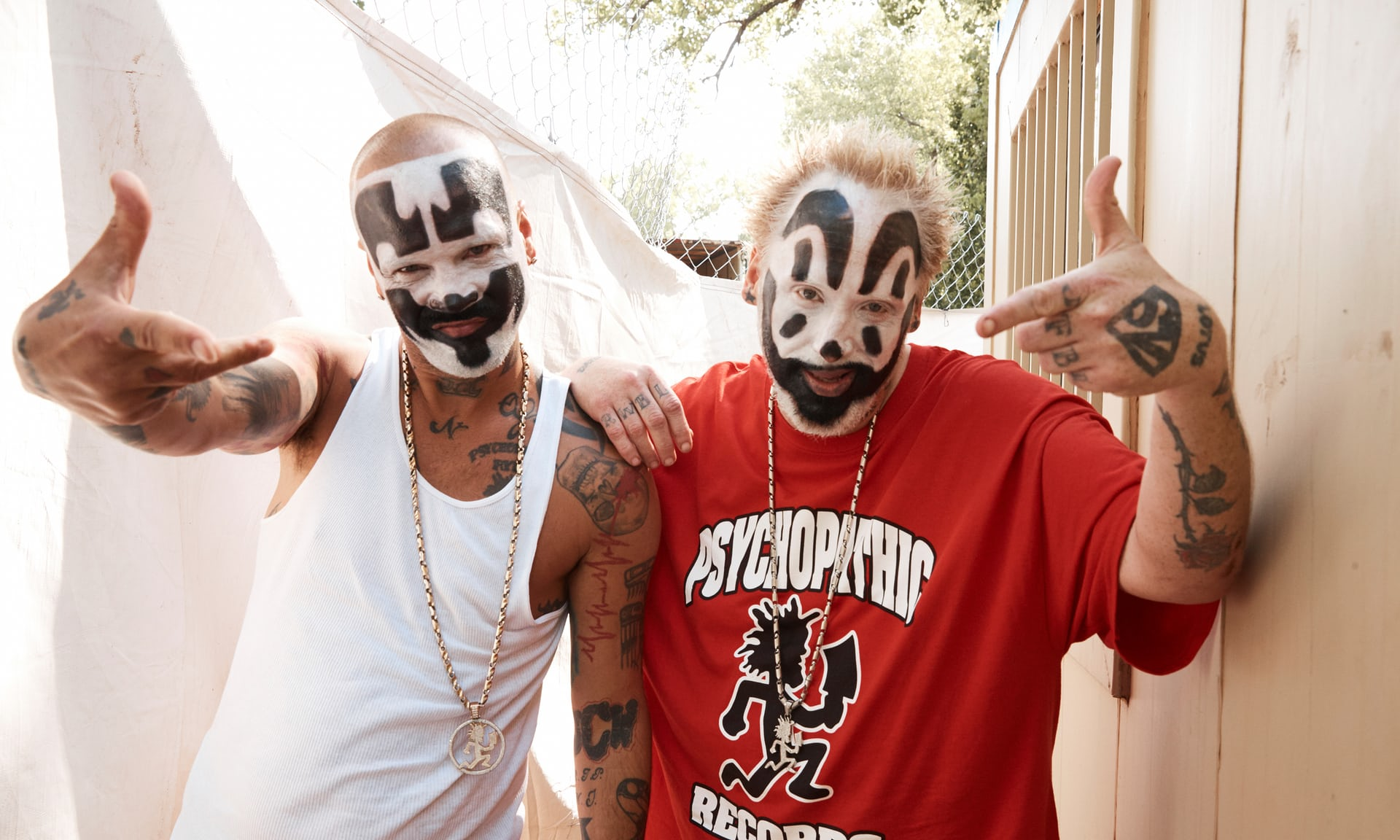 "the guardian on juggalos: ""we're not gang members, we're just"