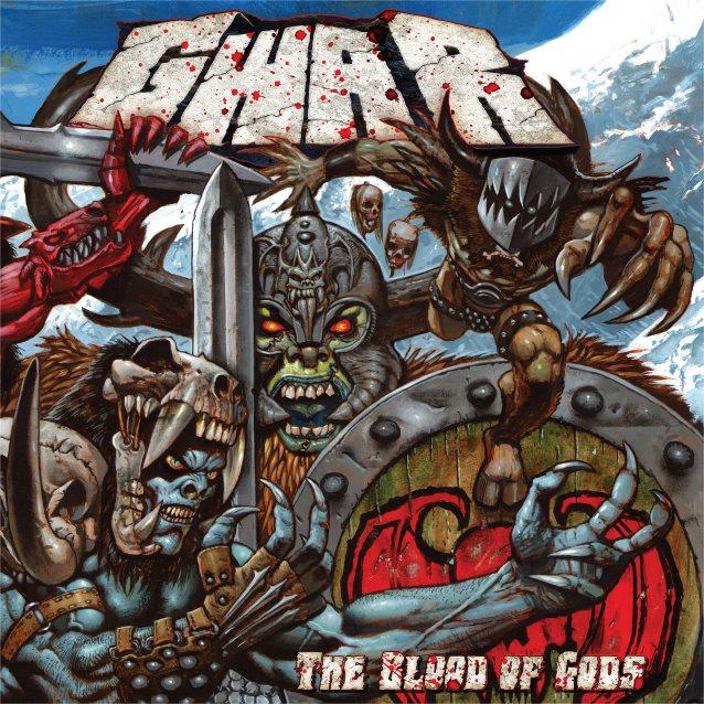 Gwar The Blood Of Gods Faygoluvers
