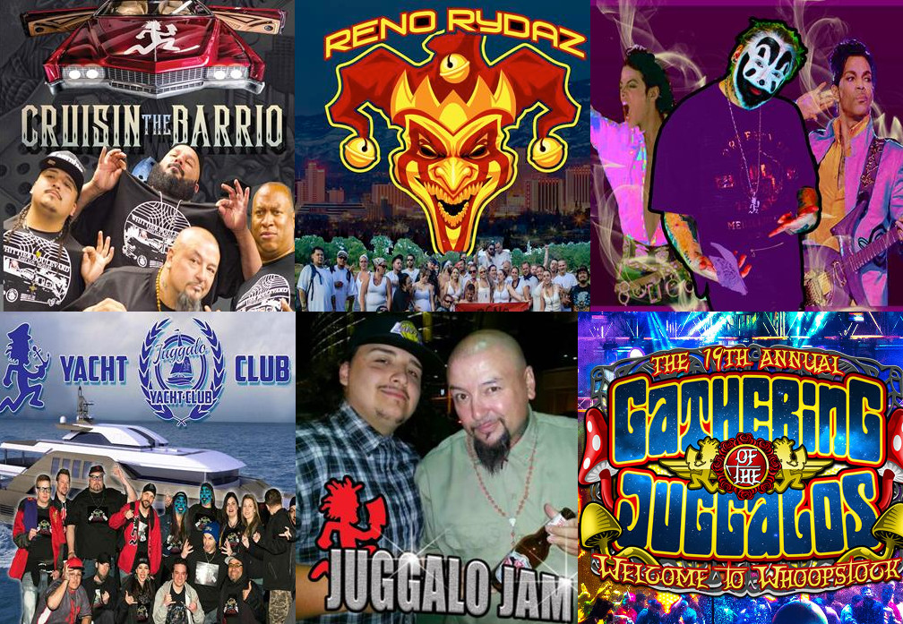 Juggalo websites