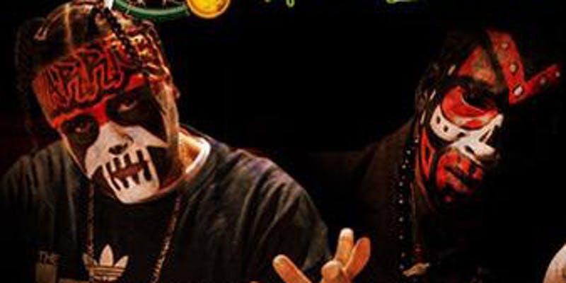 Anybody Killa & Big Hoodoo's 4/20 Show - Chesterfield, MI