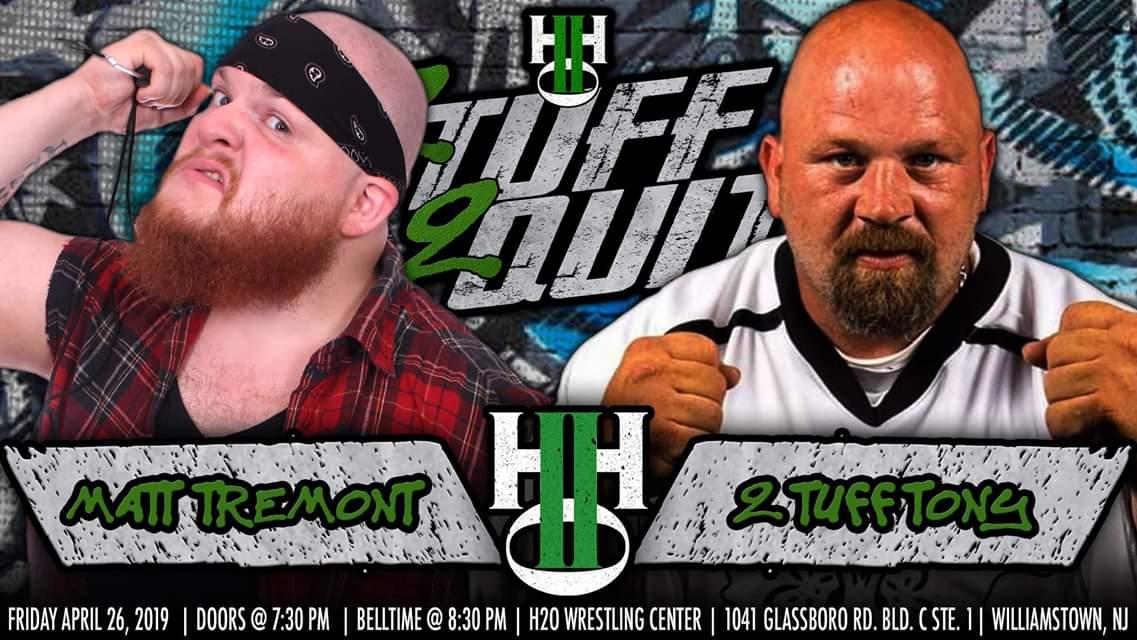 H20 Wrestling presents: 2 Tuff 2 Quit (ft. 2 Tuff Tony) - Williamstown, NY