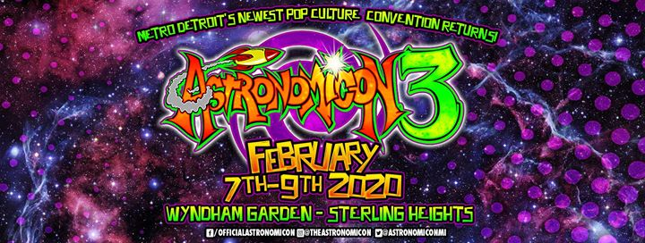Astronomicon 3!