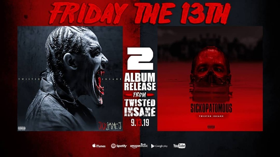 Friday the 13th: Twisted Insane Dropping 2 New Releases